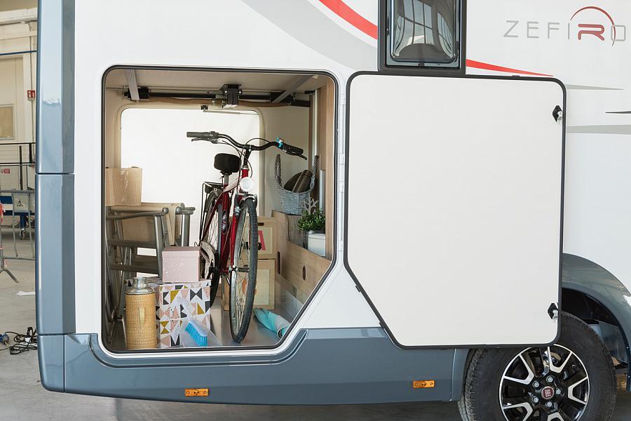 Zefiro 2018 - Roller team